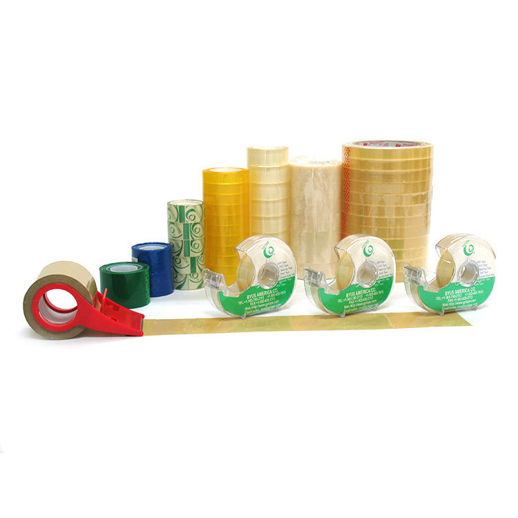 OPP TAPES FOR STATIONERY USE STATIONERY TAPE
