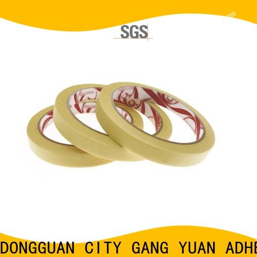 Gangyuan professional masking tape painting order now for various surfaces