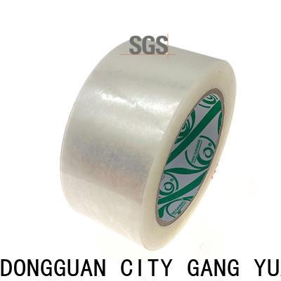 Gangyuan packing tape supplier