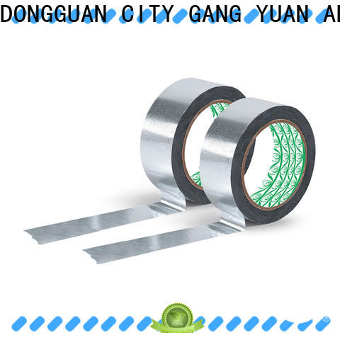Gangyuan double sided aluminum tape series for promotion