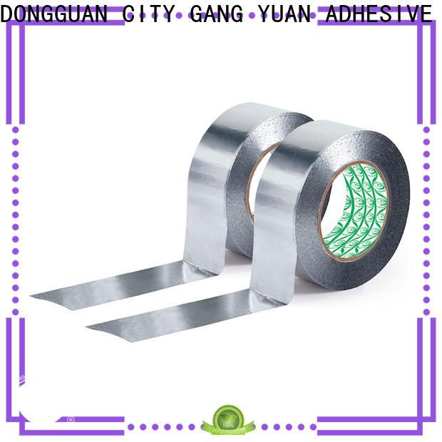Gangyuan best value aluminum insulation tape best manufacturer for packaging