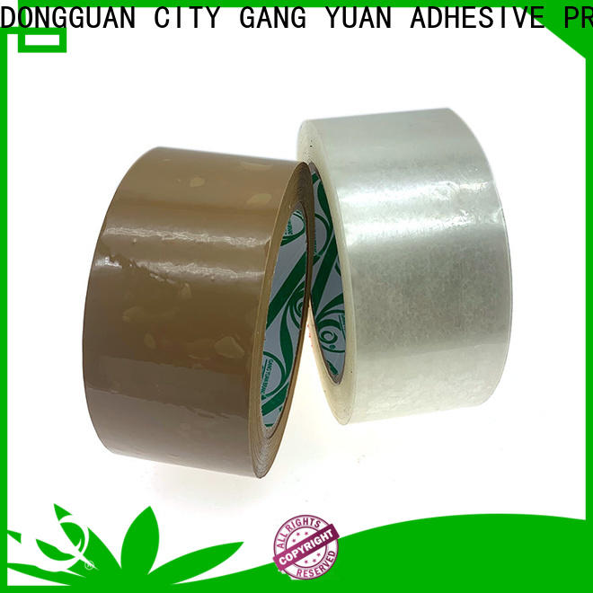 cold-resistant opp tape supplier for moving boxes