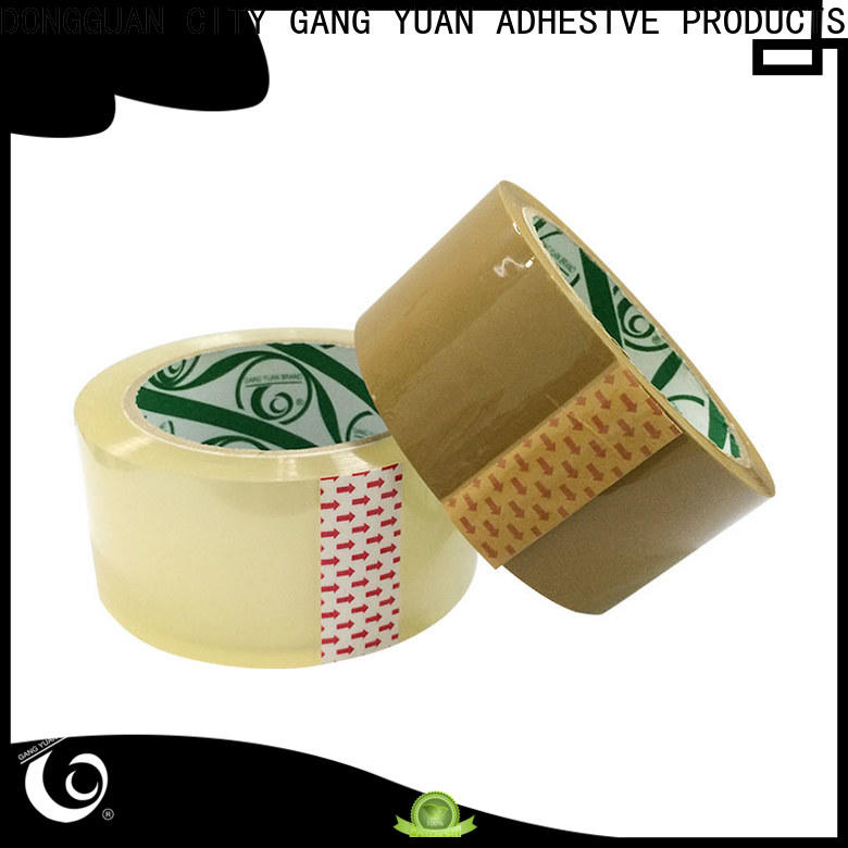 Custom bopp packing tape manufacturers for home mailing