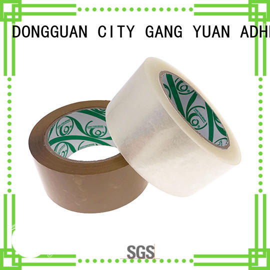 Gangyuan bopp tape inquire now for moving boxes