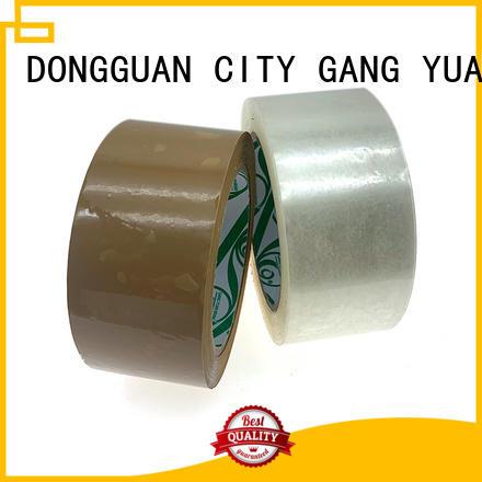 Gangyuan packing tape wholesale for carton sealing