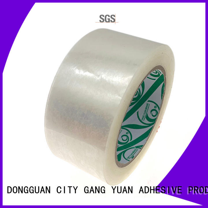 Gangyuan cold-resistant packing tape wholesale for moving boxes