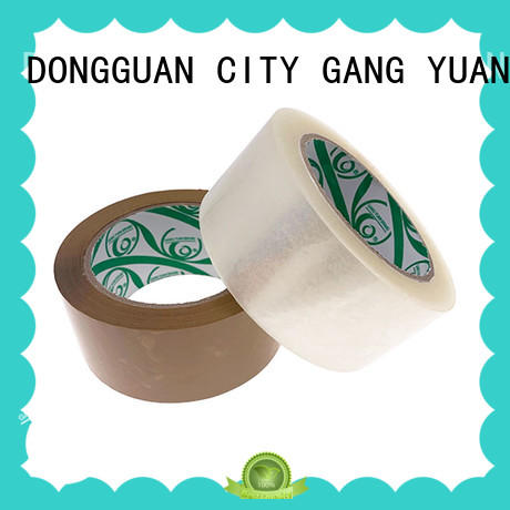 Gangyuan opp tape supplier