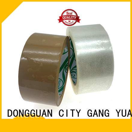 Gangyuan cold-resistant bopp tape supplier for moving boxes