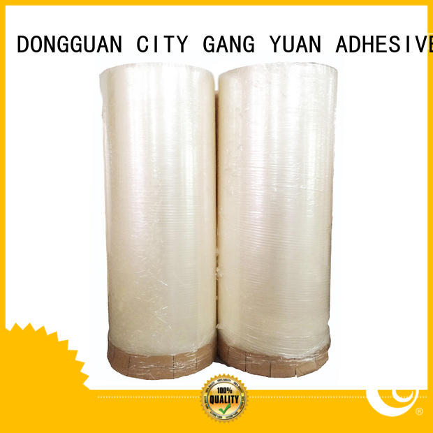 Gangyuan superior quality adhesive tape from China for commercial warehouse depot