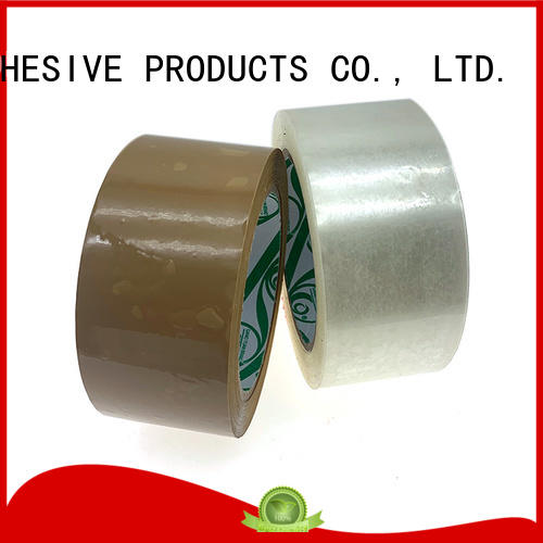 no noise bopp tape supplier for home mailing