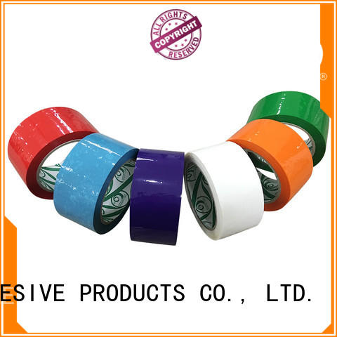 Gangyuan cold-resistant opp tape supplier for carton sealing