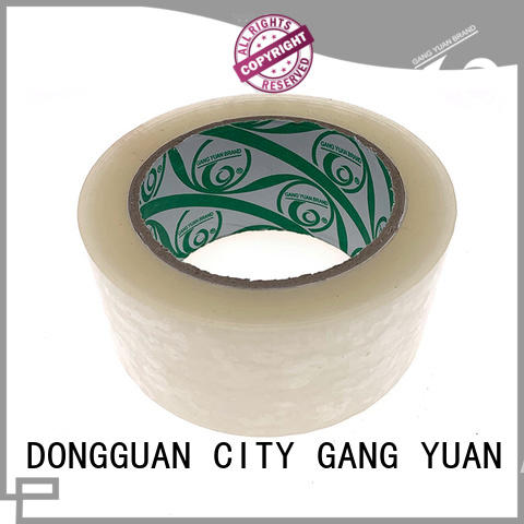 Gangyuan bopp tape supplier
