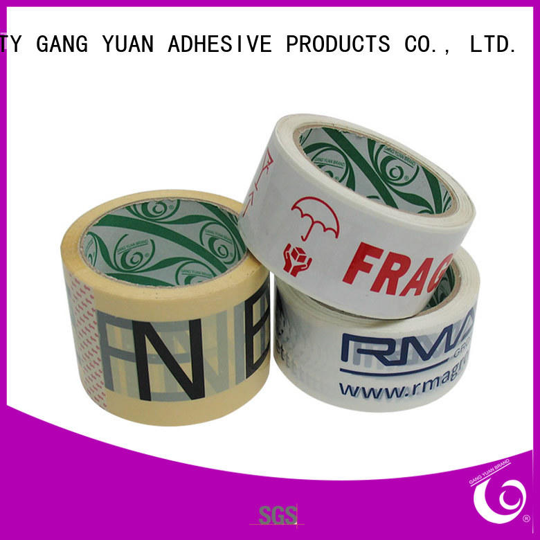 Gangyuan super clear adhesive tape wholesale