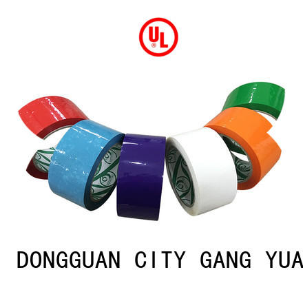Gangyuan super clear bopp tape wholesale