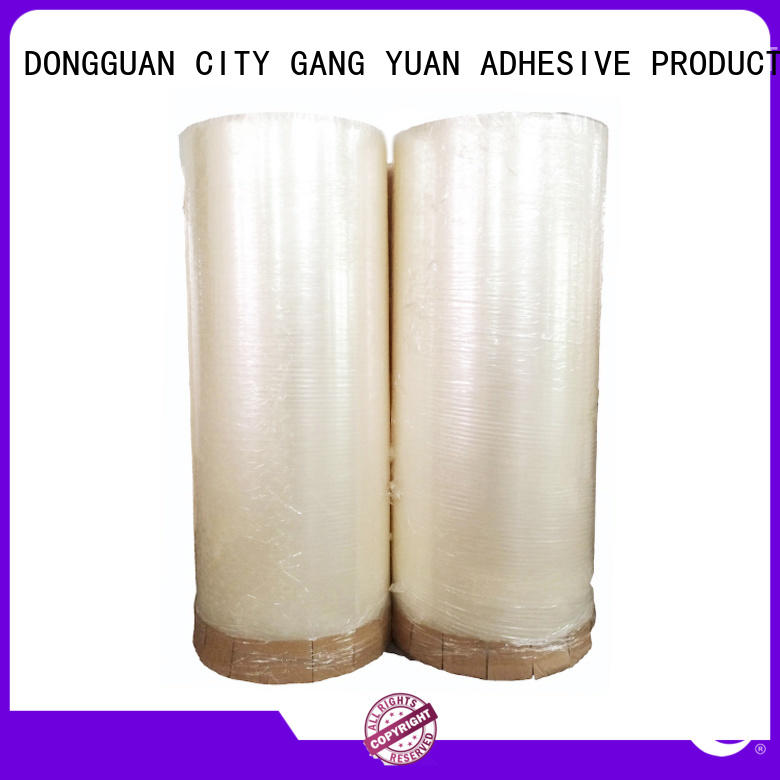 Gangyuan cold-resistant adhesive tape supplier for carton sealing