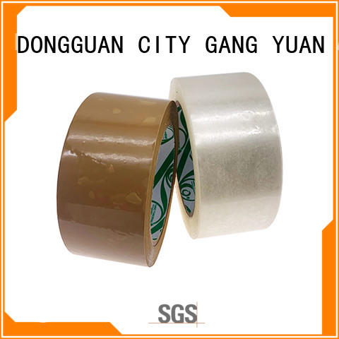 Gangyuan super clear packing tape wholesale for moving boxes