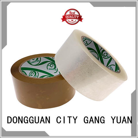 Gangyuan color adhesive tape supplier