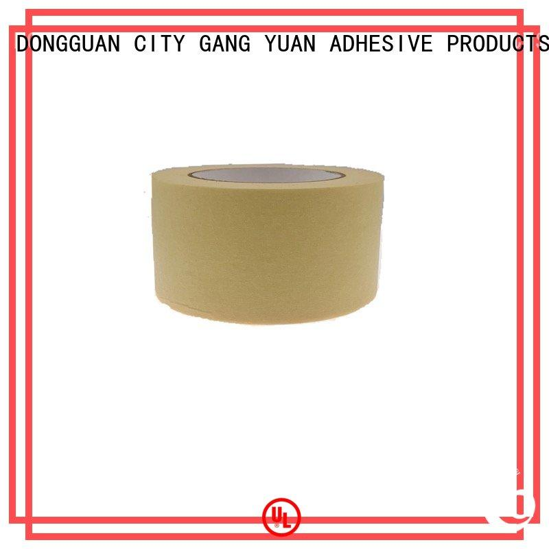Gangyuan China masking tape reputable manufacturer for Outdoors