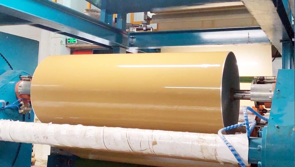 Opp Adhesive Tape Coating Process