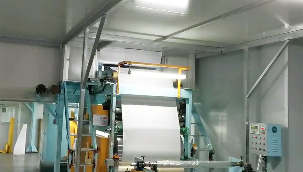 Double Side Tape Coating Process