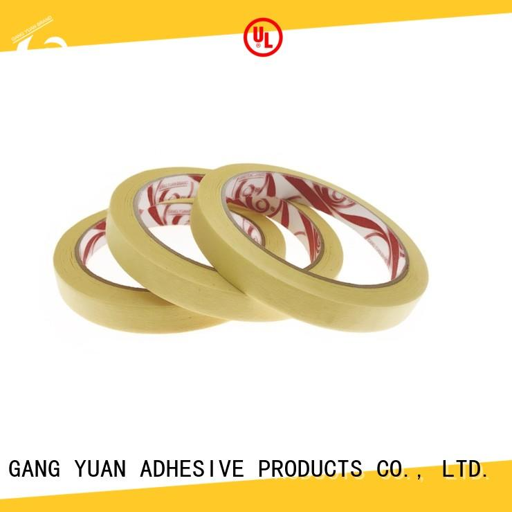 Gangyuan low temperature masking tape painting order now for indoors