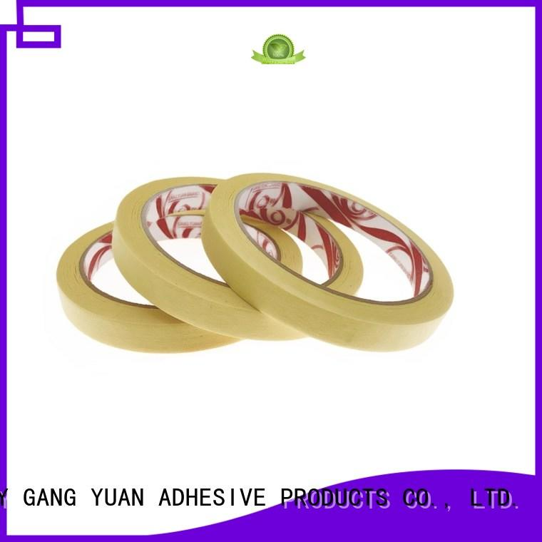 middle temperature China masking tape reputable manufacturer for Outdoors