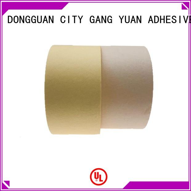 Gangyuan high temperature China masking tape order now for Outdoors