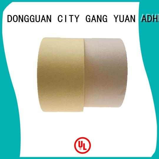 Gangyuan clear masking tape reputable manufacturer for various surfaces