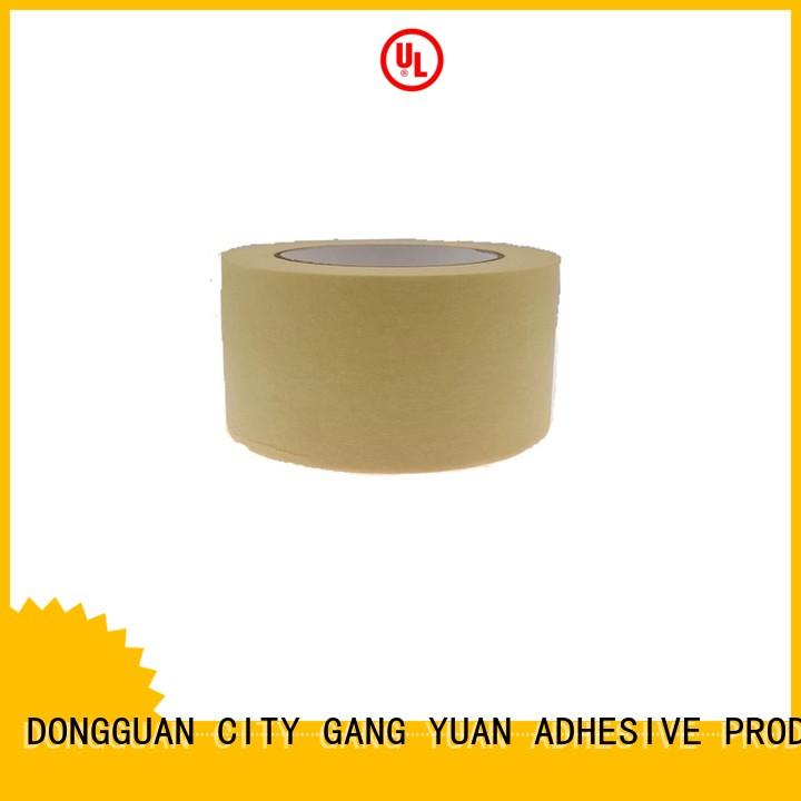 Gangyuan good selling adhesive tape reputable manufacturer for commercial warehouse depot