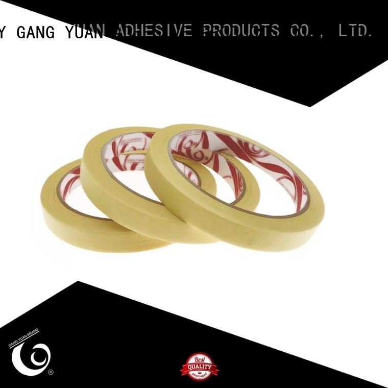 Gangyuan clear masking tape reputable manufacturer for indoors